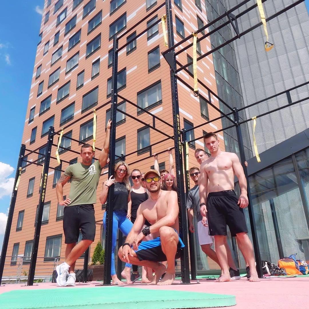 Trenérský kurz fitness
